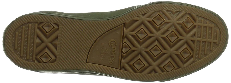 Converse Unisex-Erwachsene All Mehrfarbig Star Ii Hohe Sneaker, Mehrfarbig All (Dried Sage/Herbal/Gum) ec1048