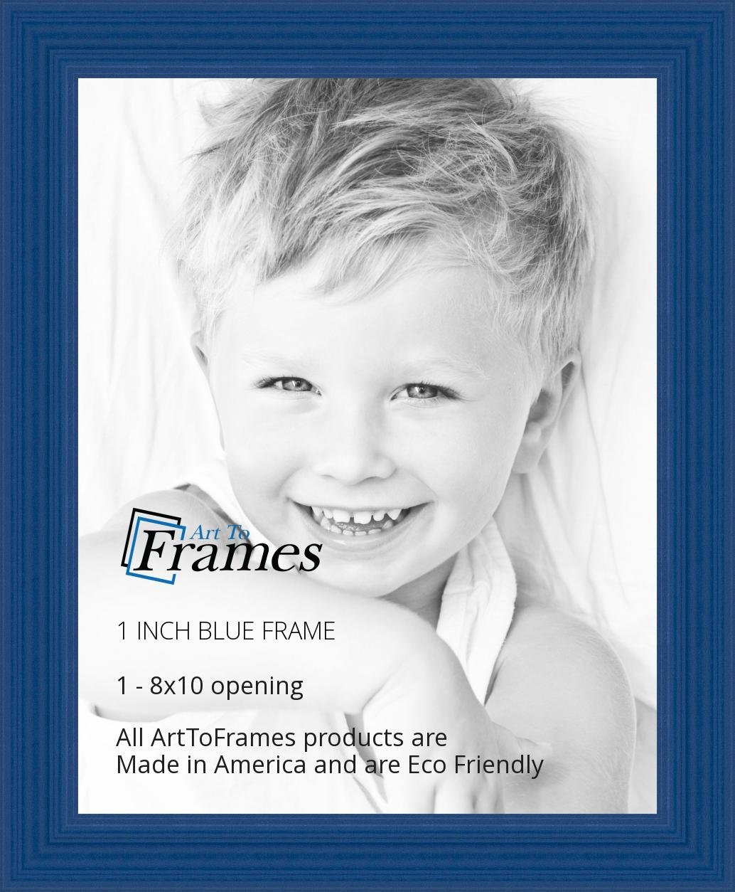 Amazon arttoframes 8x10 inch blue stain on red leaf maple amazon arttoframes 8x10 inch blue stain on red leaf maple wood picture frame wom0066 60823 yblu 8x10 jeuxipadfo Image collections