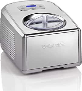 Cuisinart Ice Cream Maker, Silver, ICE-100BCA
