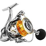 SeaKnight Rapid Saltwater Spinning Reel, 6.2:1 High Speed, Max Drag 33Lbs, Smooth Fresh and Saltwater Fishing Reel