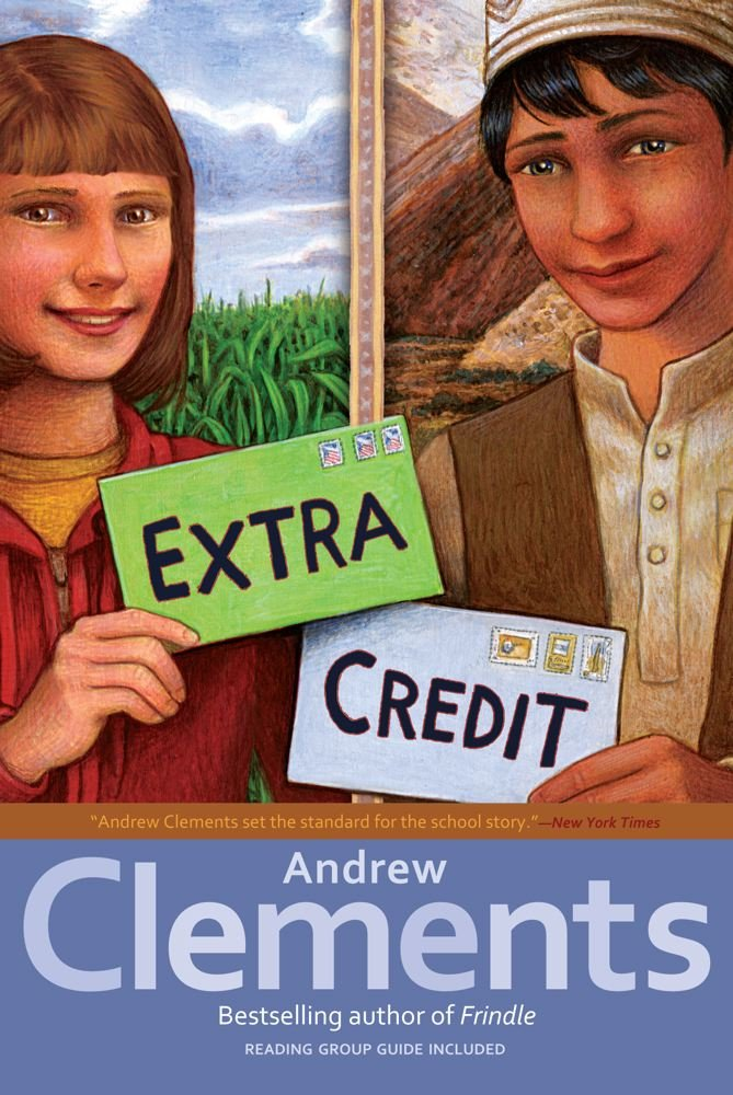Extra Credit Andrew Clements
