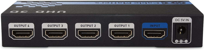 Csl 4K Uhd Hdmi Splitter Verteiler4K Ultra Hd 2160P Full Hd 1080PCecH