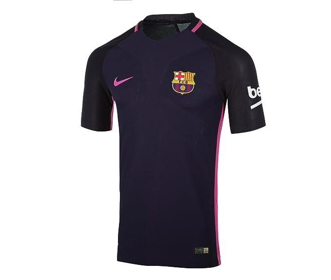 online store 7d71e 2b57d Amazon.com: Nike Mens FC Barcelona Vapor Match Jersey-PURPLE ...