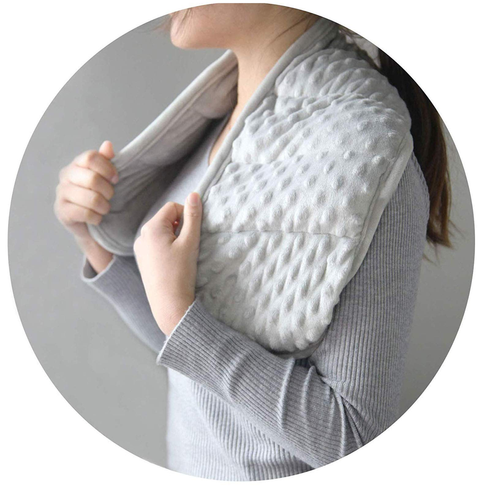 MAXTID Weighted Shoulder Wrap 4 Pound with Glass Beads