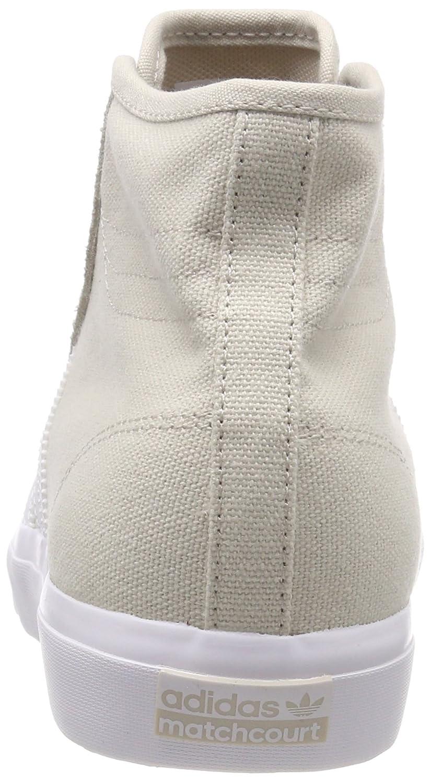 adidas Matchcourt High RX, Chaussures de Fitness Homme, Beige (Marcla/Ftwbla/Marcla 000), 42 EU
