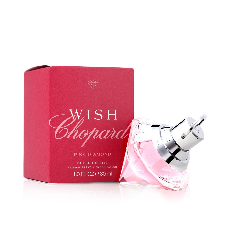 Chopard Wish Pink Diamond Eau De Toilette Spray 30ml: Amazon.ca: Beauty