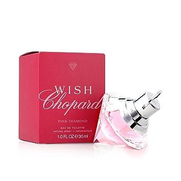 Chopard Wish Pink Diamond Eau De Toilette Spray 30ml Amazonca Beauty