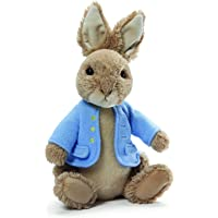 Gund 4048907 Classic Beatrix Potter Peter Rabbit Stuffed Animal Plush, 6.5-Inch