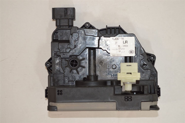 Neu von Lsc Mechanismus 13432376 Original Hinten Links T/ür Zentralverriegelungsmotor