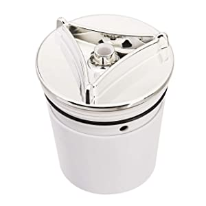 AmazonBasics AMZN-FM-15RA Cartridge   Equivalent To Culligan FM-15RA, White Finish Faucet Mount Replacement Filter