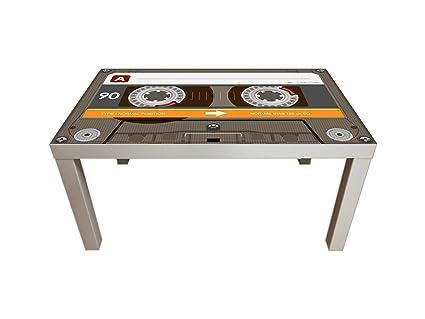 Amazon Com Cassette Tape Coffee Table Retro Coffee Table Coffee