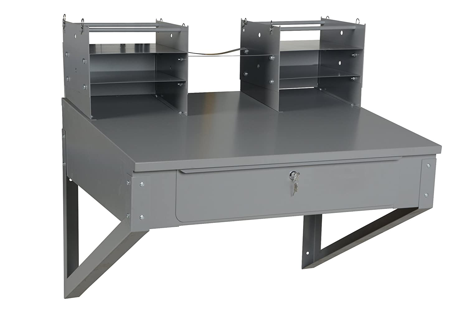 shopapp standard desk workbenches stackbin shop products x