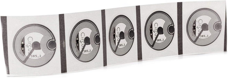 Nfc Tag Sticker Aufkleber 22 Mm 180 Byte Kompatibel Elektronik