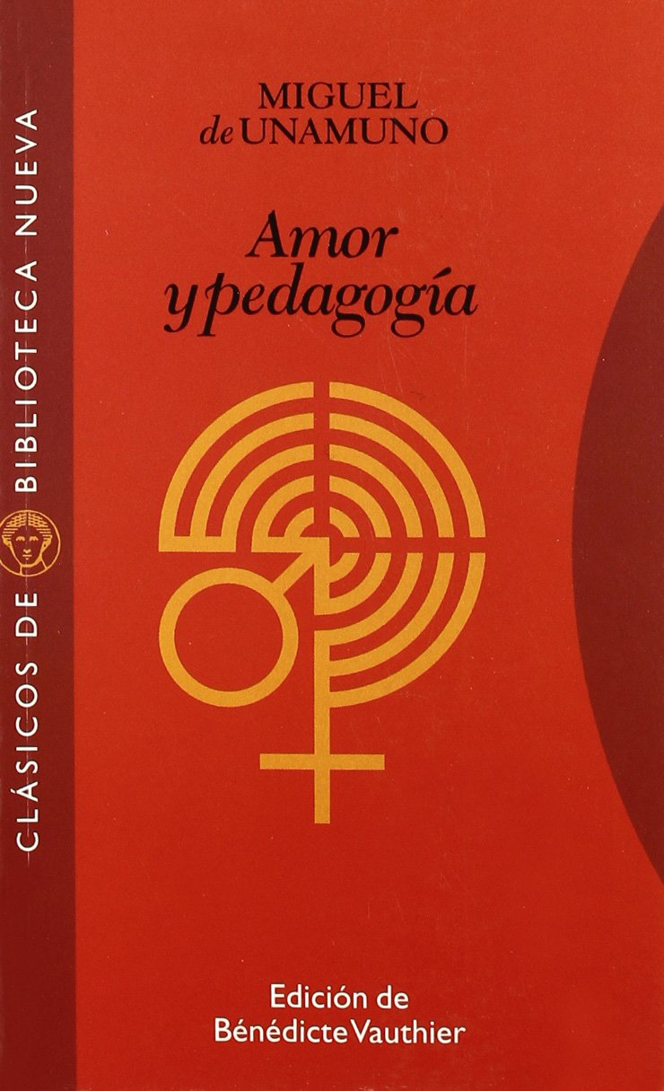 Download Amor y pedagogía : epistolario Miguel de Unamuno, Santiago Valentí Camp (Spanish Edition) PDF