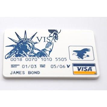 Juego de ganzúas con diseño de tarjeta de crédito