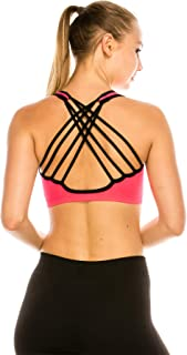 product image for Kurve Premium Sports Bra (Double Layered for Support) Made in USA