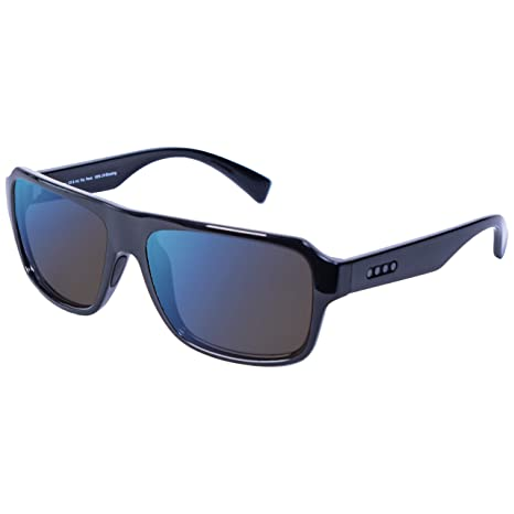 EnChroma Color Blind Glasses - Northside Semi-Wrap Sunglasses - Outdoor Cx3 Sun - Ideal For Red-Green Color Blindness