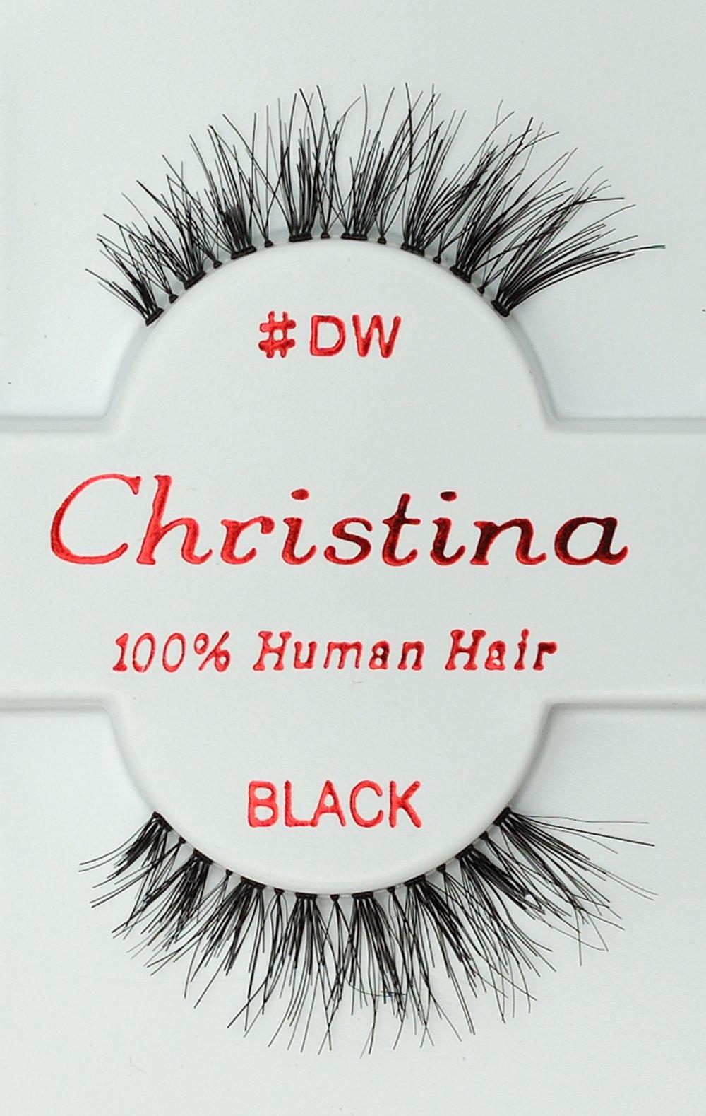 Christina Eyelashes 60packs #DW by Christian Brand
