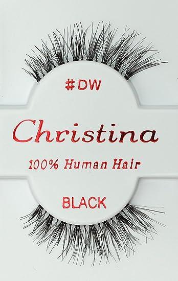05f108df4de Amazon.com : Christina Eyelashes 60packs #DW : Beauty