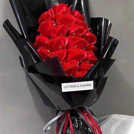 Regalos de Navidad regalos para el día de la madre, 25 rosas ...