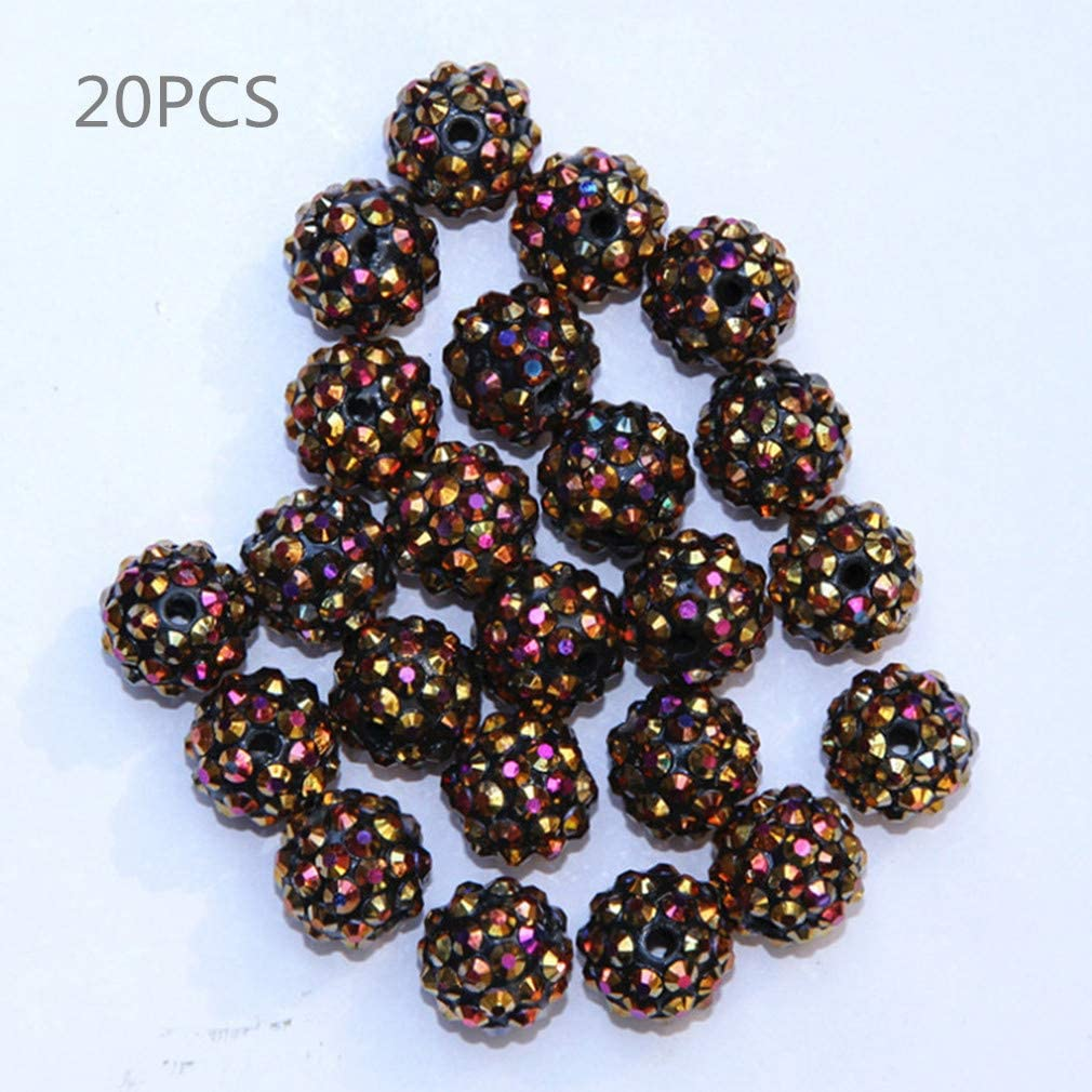 Pumpkin Spacer Beads Jewellery Making 4mm Gold Pack of Approx.100pcs
