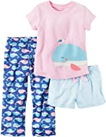 Carter's Baby Girls' 3 Pc Poly 333g072