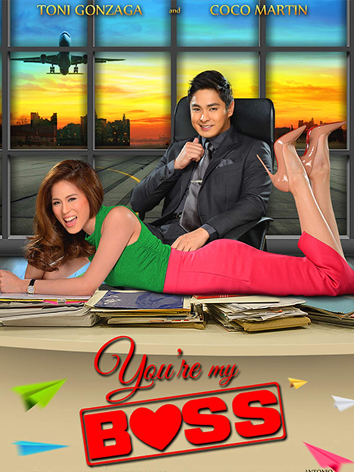 Watch You Re My Boss Prime Video