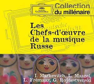 Chefs D'oeuvre de la Musique Russe