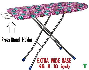 24e500c2d56 TruGood Extra Large Big Size Folding Ironing Board Iron Table with ...