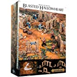 Realm of Battle Blasted Hallowheart Scenery Age of Sigmar