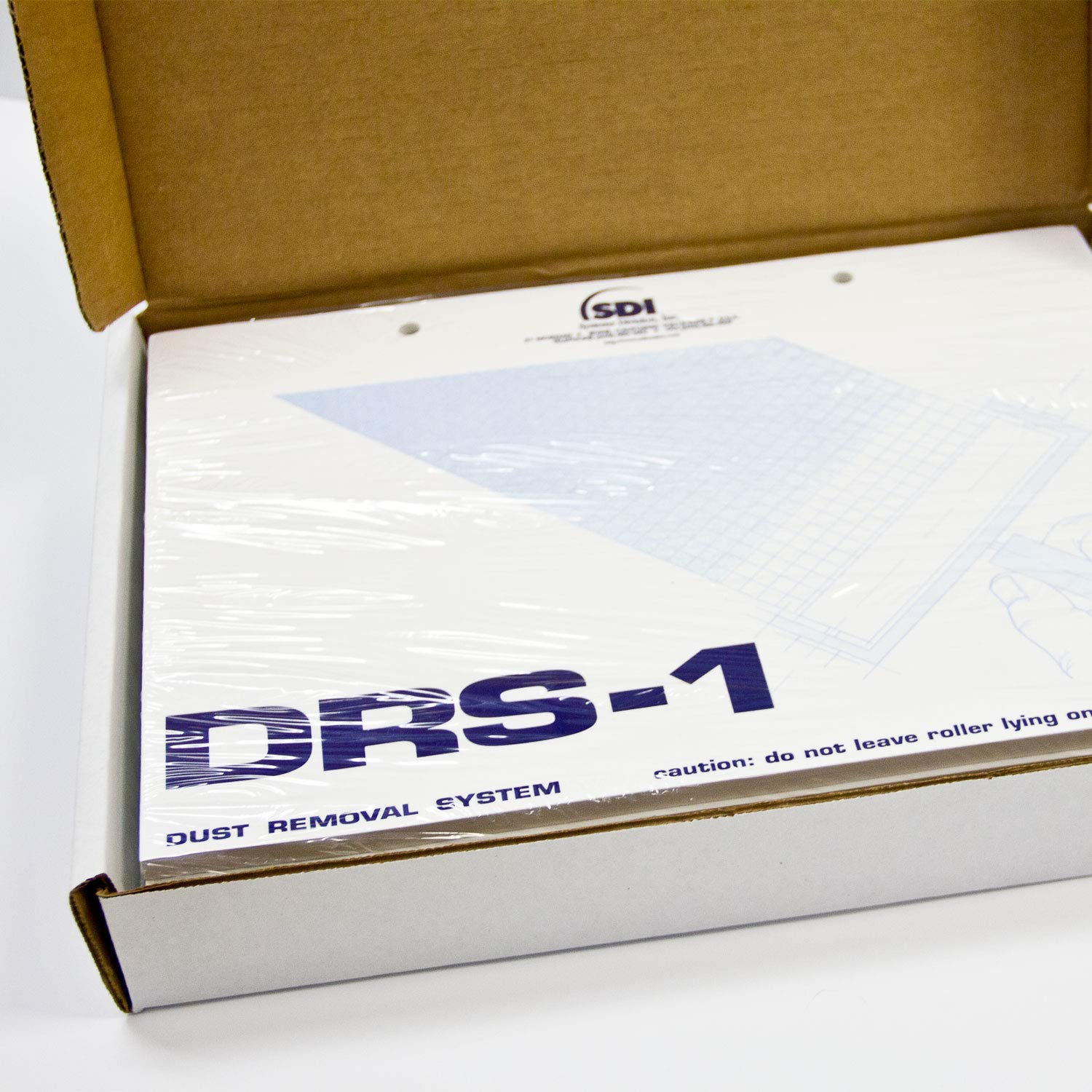 DRS Replacement Cleaning Pads - 5 Pads, 50 sh per pad by SDI, LLC. (Image #3)