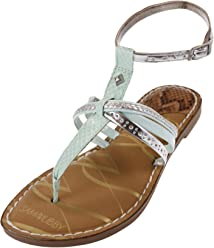 Sam & Libby Womens Kylie Strappy Thong Sandal