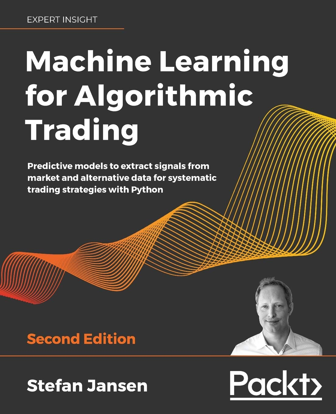 Image for Machine Learning for Algorithmic Trading: Predictive models to extract signals from market and alternative data for systematic trading strategies with Python, 2nd Edition