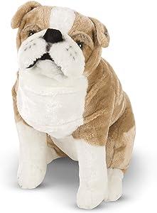 Melissa and Doug English Bulldog - Plush