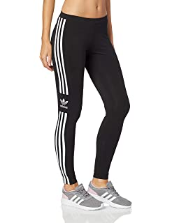 adidas trefoil tight pantalons de compression femme