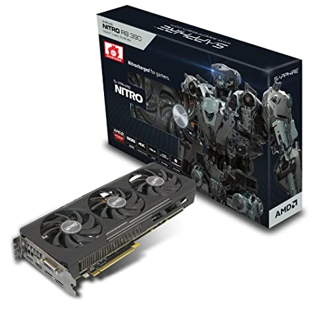 Sapphire 11244-00-20G AMD Radeon R9 390 8GB - Tarjeta gráfica (Activo, Windows 7 Enterprise, Windows 7 Home Basic, Windows 7 Home Premium, Windows 7 ...