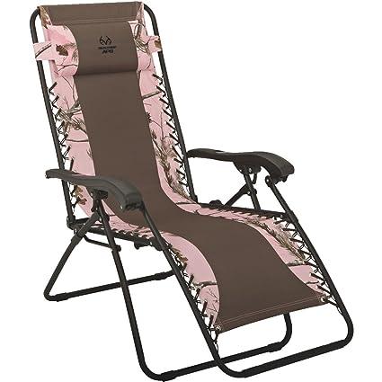 Strange Sim Supply Inc Outdoor Expressions Realtree Zero Gravity Relaxer Convertible Lounge Chair 1 Each Creativecarmelina Interior Chair Design Creativecarmelinacom