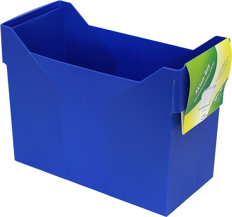 Metzger /& Mendle 68370139 Portadocumenti Blu basic colore