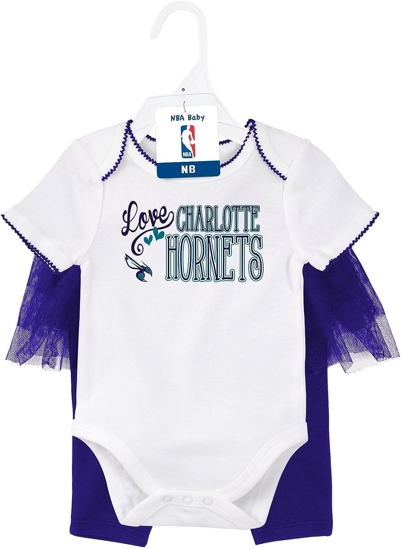 NBA Newborn Half Court Dancer Tutu Legging with Onesie Set