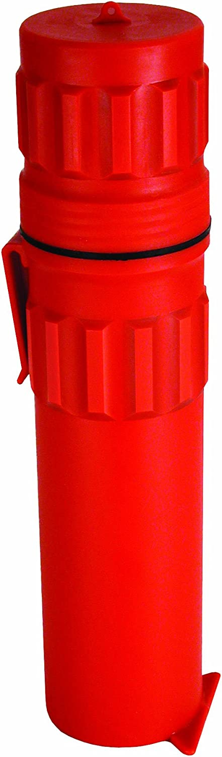 Forney 93097 Rod Storage Container 14-3//8-Inch Red