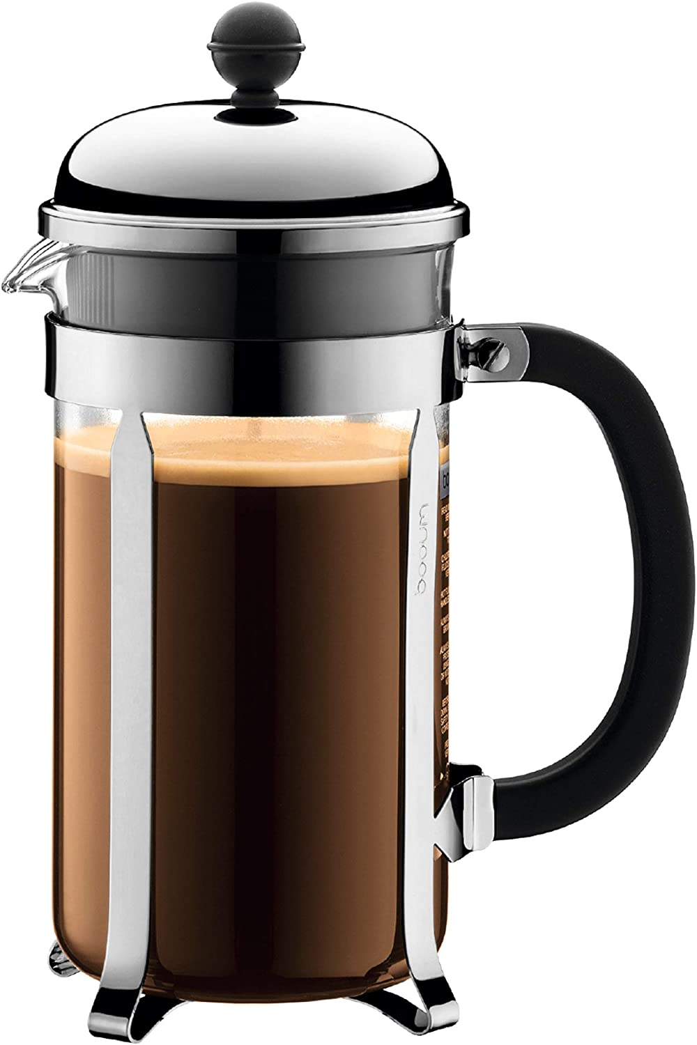 Amazon.com: Cafetera French Press de Bodum Chambord, para ...