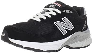 pretty nice 87aef 656c0 New Balance Women s W990 Running Shoe,Black,5 ...