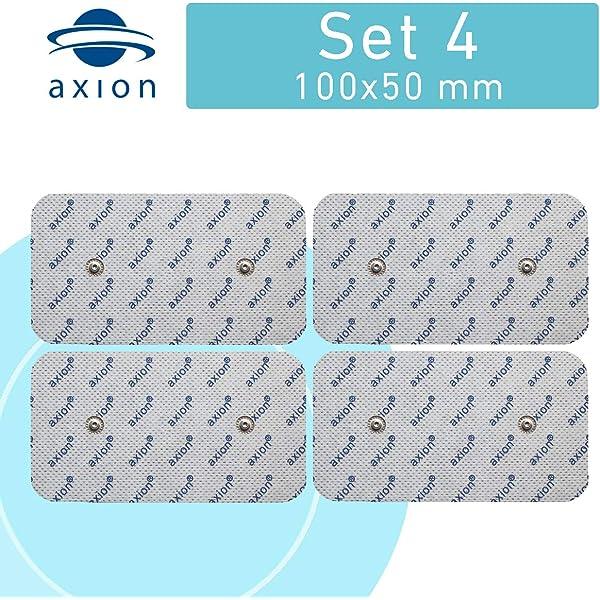 all-stim 24/electrodos/ /Conexi/ón Universal de 2/mm/ -rendimiento y de larga duraci/ón de vida. / 12/electrodos 50/x 100/mm y 12/electrodos de 50/x 50/mm
