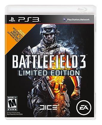 amazon com battlefield 3 limited edition video games rh amazon com Guns in Battlefield 3 Game Battlefield 3 GameStop