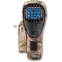 Thermacell MR300F Portable Mosquito Repellent With Camo Holster (Black)
