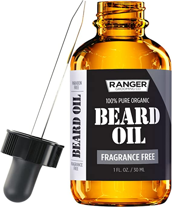 beard oil ingredients - Ranger