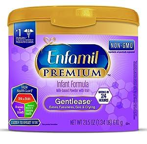 Enfamil Gentlease Baby Formula Review