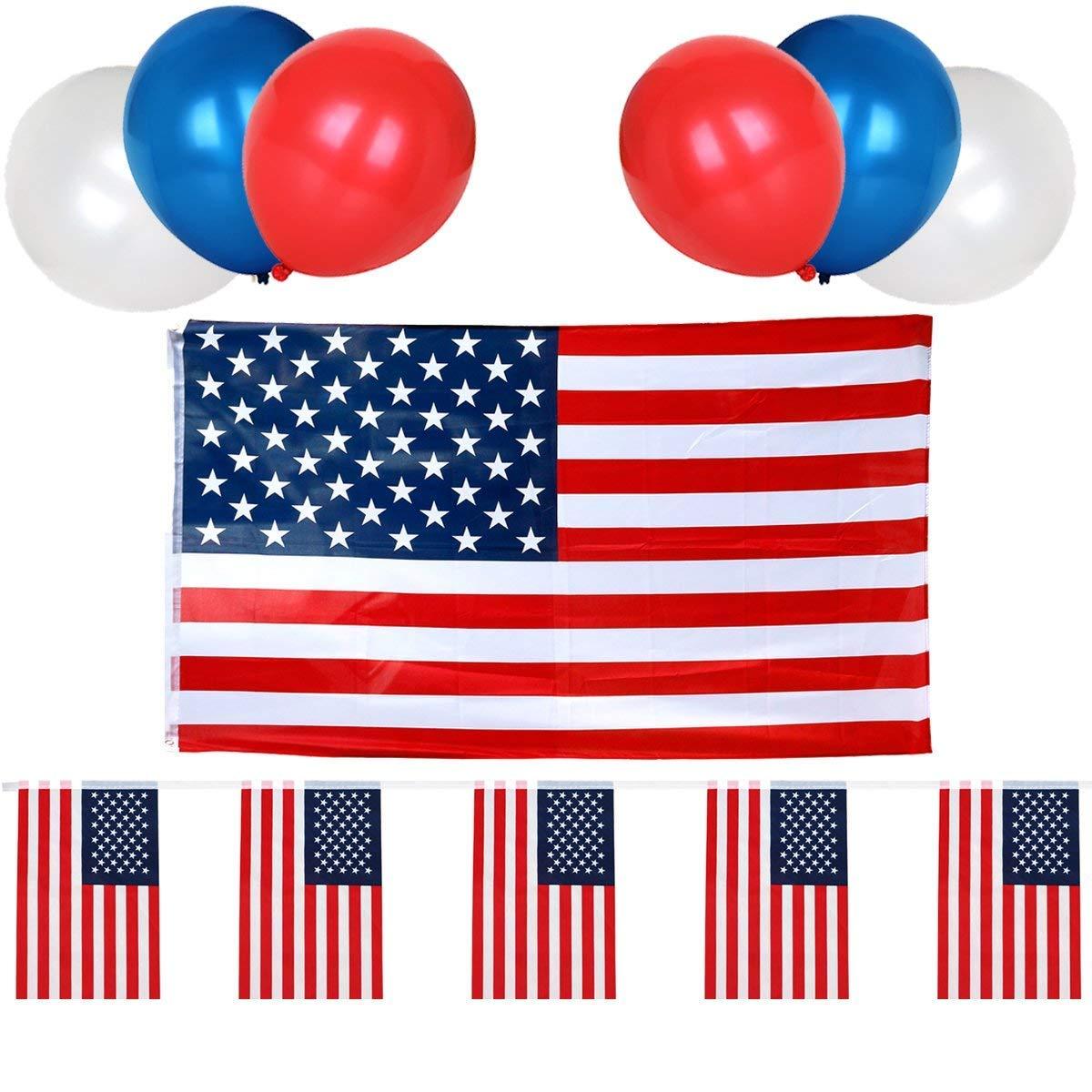 USA   5ftx3ft Flag UNITED STATES AMERICA