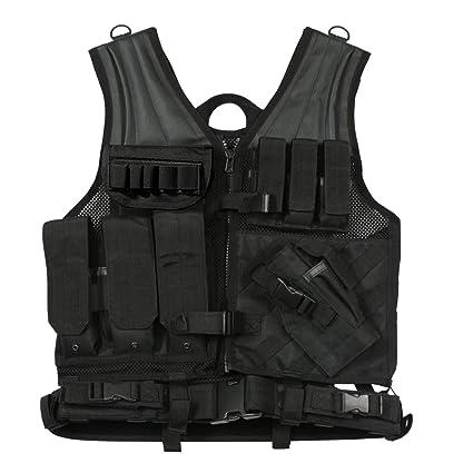Amazon.com   Rothco Tactical Cross Draw Vest a5d10aaf56b