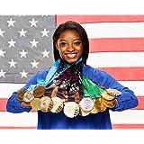 Simone Biles 2016 Womens Gymnastics / Rio 8 x 10 / 8x10 GLOSSY Photo IMAGE #4